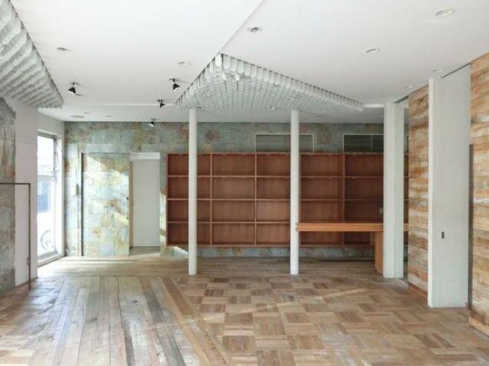 閑静な住宅が立ち並ぶ奥沢エリア♪前面ガラス張り・1階路面で視認性◎イメージ画像1