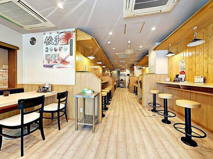 小川町駅徒歩1分・靖国通り沿い1階の美装ラーメン店居抜き☆イメージ画像1