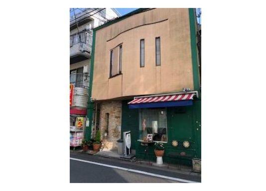経堂駅北口から徒歩2分♪ すずらん通りに面した1~2階の一棟貸し店舗◎イメージ画像1
