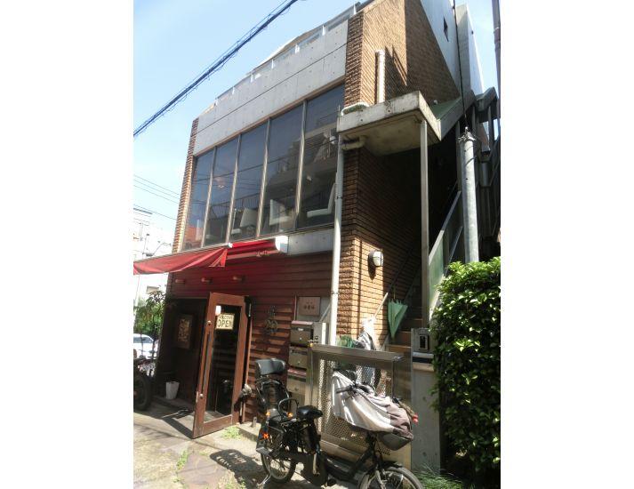 高級業態にピッタリな神楽坂の隠れ家立地☆ 1~2階で特大壁面サインがよく映え、視認性抜群です◎イメージ