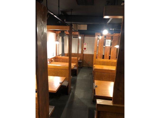 武蔵関駅より徒歩1分・商店街沿い1階路面の好立地店舗!充実設備でそのまま営業可能、希少な焼肉店居抜き◎イメージ画像1
