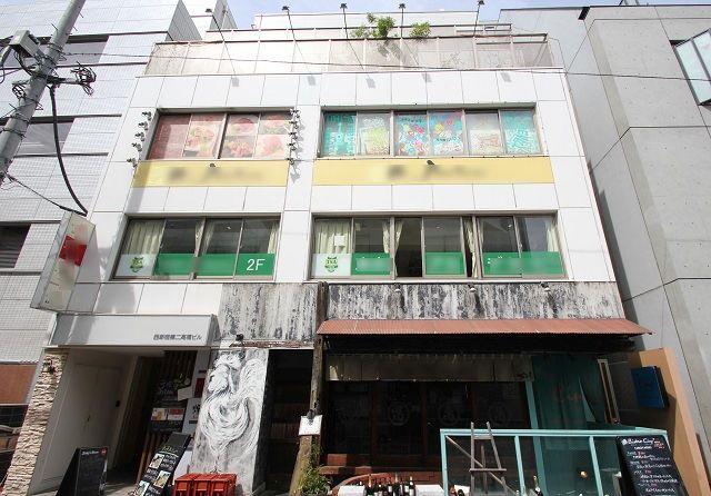 軽飲食募集!カフェ・バー等に最適♪西新宿高層ビル群の夜景が綺麗な最上階テラス付き物件☆イメージ画像1