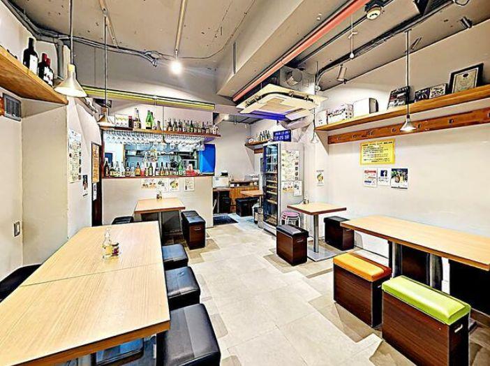 田町駅徒歩2分・オフィスに囲まれた飲食需要の高い立地♪内装美麗な2階居酒屋居抜き!イメージ画像1