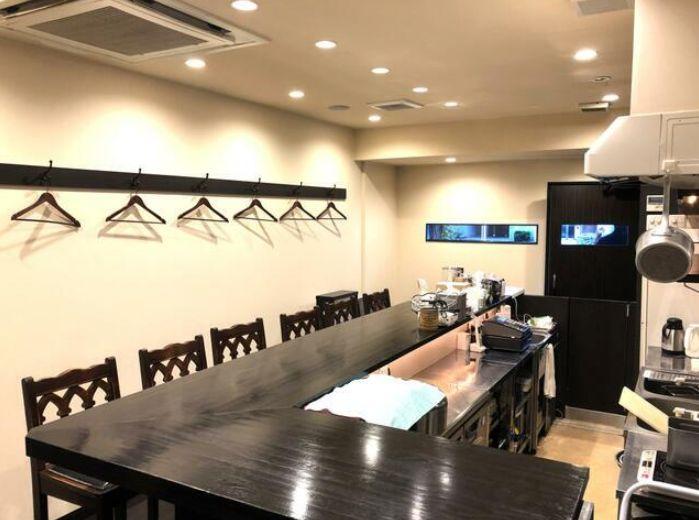 江戸川橋通り沿い・1階路面!住居とオフィスの両面を持つエリア、美内装バー居抜き☆イメージ画像1
