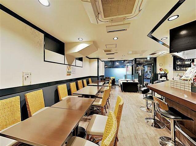 1階路面店・汎用性の高い内装のイタリアン居抜き♪イメージ画像1