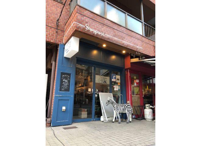 人気エリア恵比寿の路面店です!おしゃれなワインバーの居抜き店舗♪イメージ画像1
