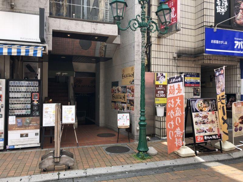 平均乗降客数30万人超の町田駅・商業施設や大手飲食店が並ぶ活気ある商店街沿い!365日集客の員込める立地です◎イメージ画像1